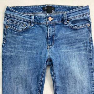 White House Black Market Boot Cut Denim Jeans 4R